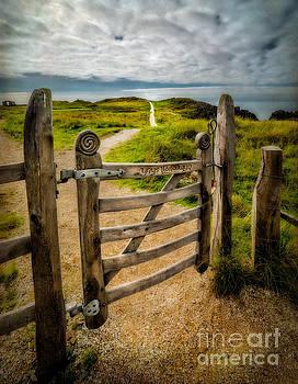 Adrian Evans - Llanddwyn Island Gate