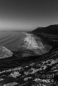 Llangennith Beach by Keith Thorburn LRPS