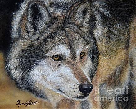 Lobo by Amanda Hukill