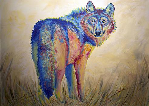 Lobo Legend by Teshia Art