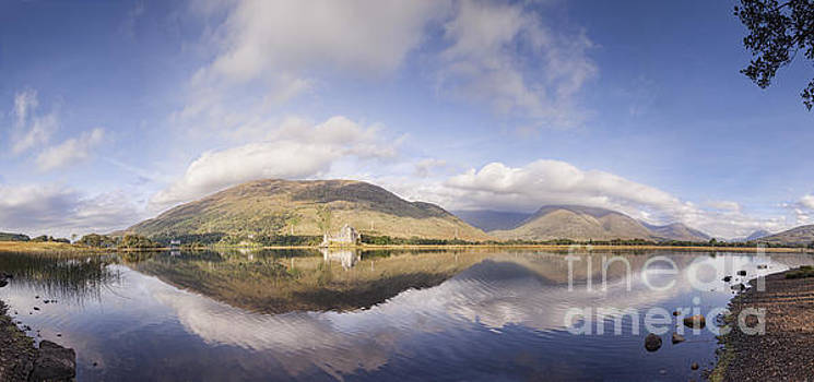 Loch Awe Panorama by Colin and Linda McKie