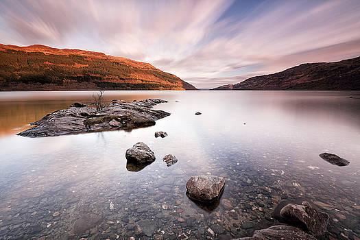 Loch Laomainn by Grant Glendinning