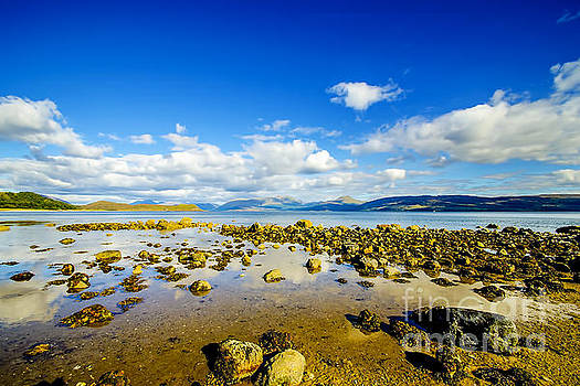 Loch Linnhe Clouds by Chris Thaxter