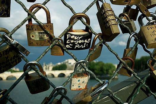 Locked by Milan Mirkovic