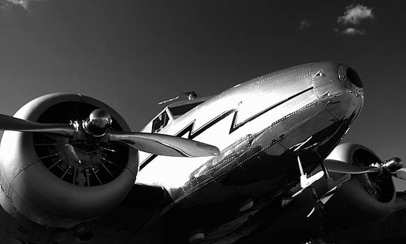 Lockheed 12A Electra Junior 1936 - I by Maxwell Amaro