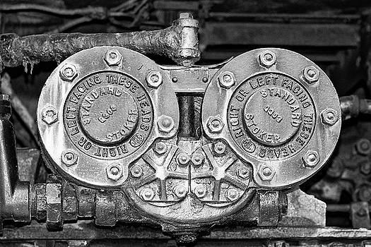 Locomotive Macro by Tammy Chesney