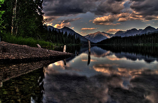 Loggers Lake by Christopher Lugenbeal