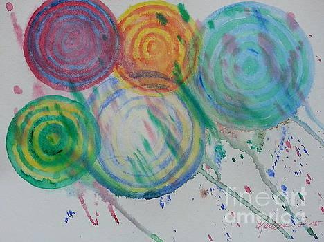 Lollipops by Karleen Kareem