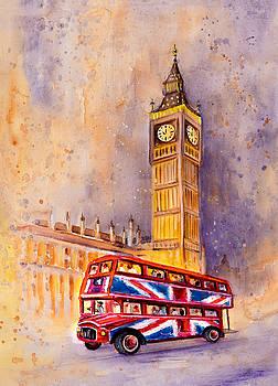 Miki De Goodaboom - London Authentic