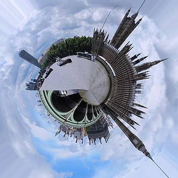 London  by Bojan Jevtic