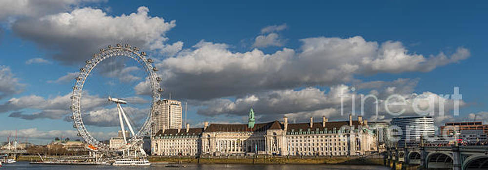 Adrian Evans - London Eye