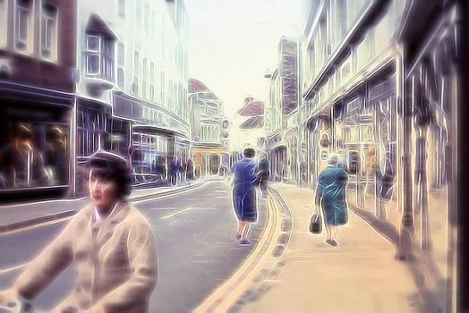 Cindy Boyd - London Shopping 1971