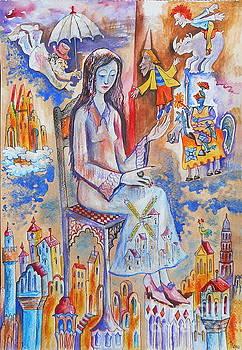 Loneliness by Milen Litchkov