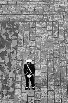 James Brunker - Lonely Guard 1