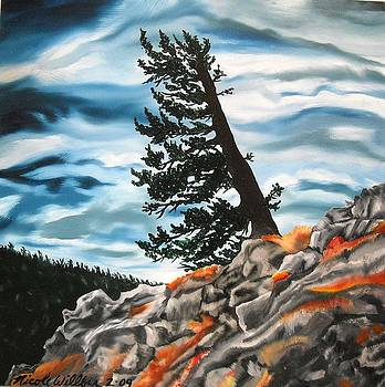 Lonely In the Sierras by Nicole Willbur