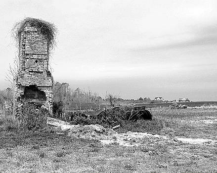 Lonesome Chimney by Tom McElvy