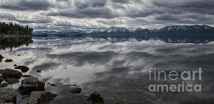 Lonesome Tahoe by Mitch Shindelbower