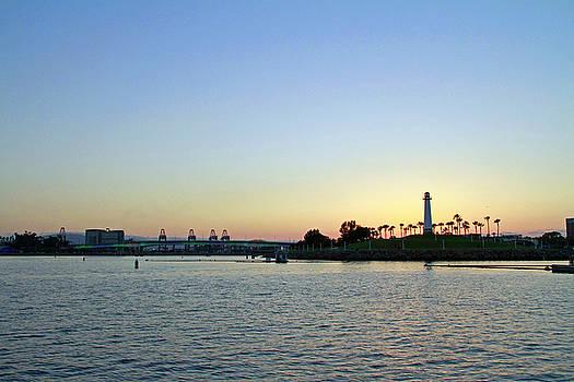 Long Beach Harbor by Shoal Hollingsworth