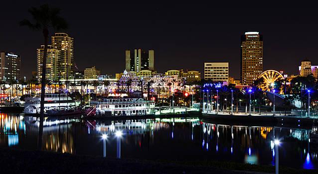 Adam Pender - Long Beach Lights