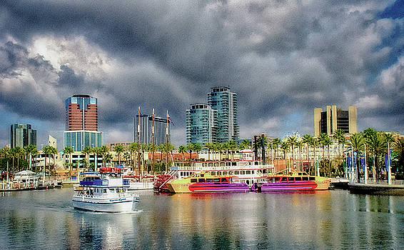 Long Beach Shoreline Marina by Joseph Hollingsworth