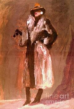 Long Coat by Harry WEISBURD