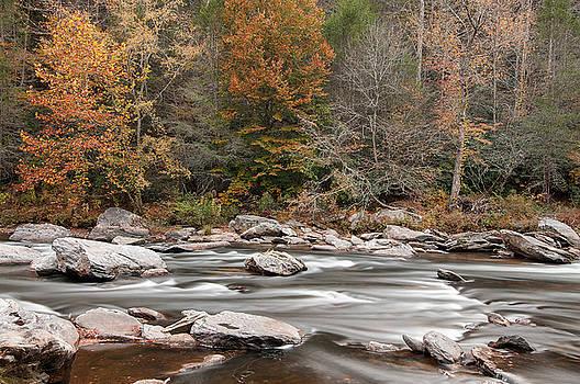 Long Creek Rapid by Derek Thornton