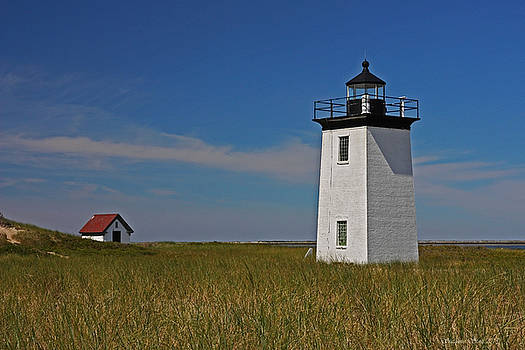 Long Point Lighthouse by Suzanne Stout