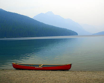 Marty Koch - Lonly Canoe