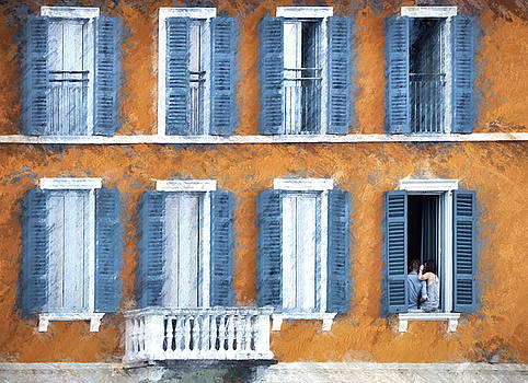 Look Through Any Window by Jim Hill