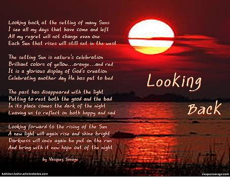 Looking Back by Kathleen Luther