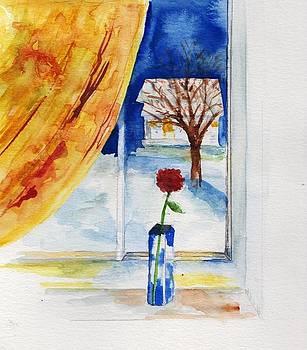Looking Out by Sandi Stonebraker