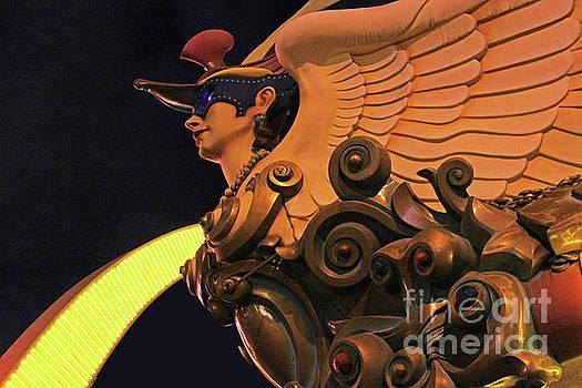 Looking Up by Cheryl Del Toro