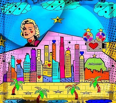 Los Angeles by NICO BIELOW by Nico Bielow