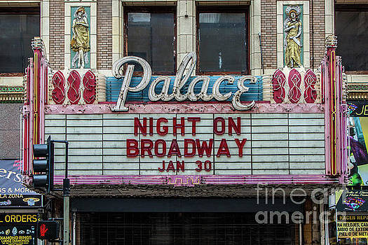 Gregory Dyer - Los Angeles Palace Theater Marquee