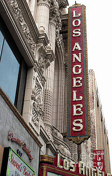 Gregory Dyer - Los Angeles Theater