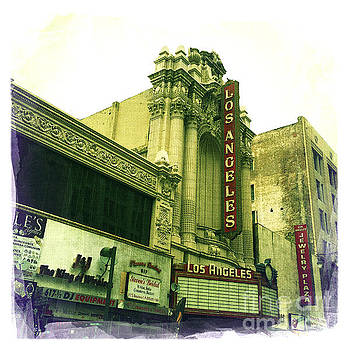 Los Angeles Theatre by Nina Prommer