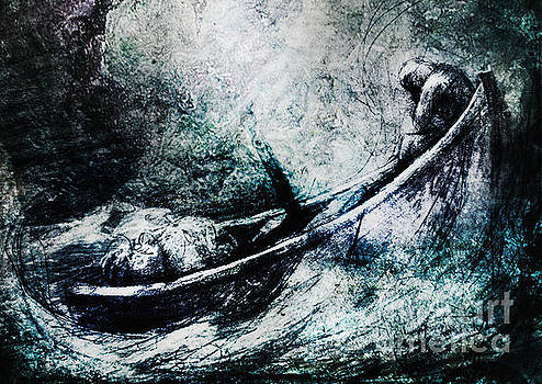 Lost at Sea by Michael Volpicelli
