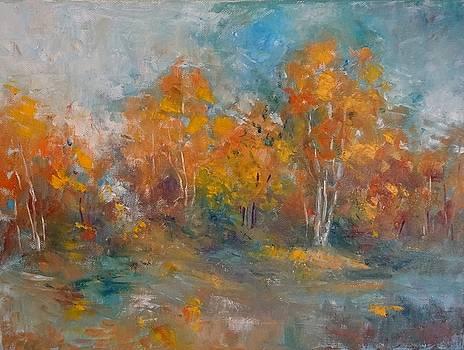 Lost autumn by Natalia Bardi