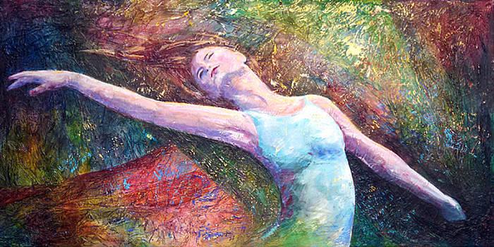 Lost In Dance  by David  Maynard