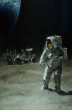 Lost Moon by Simon Kregar
