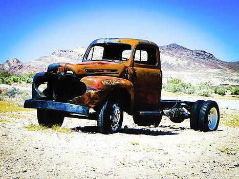 Lost truck by Robert Lowe