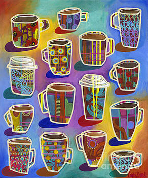 Lots of lattes by Carla Bank