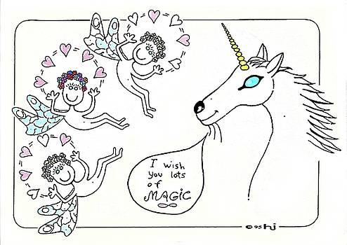 Lots  Of  Magic by Hartmut Jager