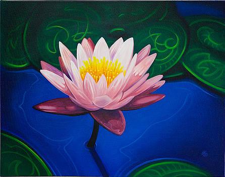 Lotusness by Joshua South
