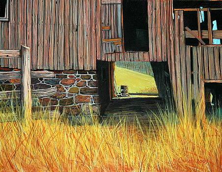 Loudoun Barn by Kerry Burch