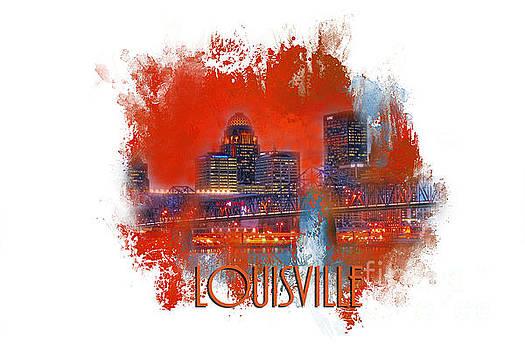 Louisville Unpredictable by Darren Fisher