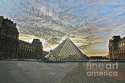 Chuck Kuhn - Louvre combo