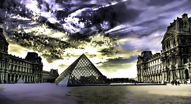 Chuck Kuhn - Louvre I