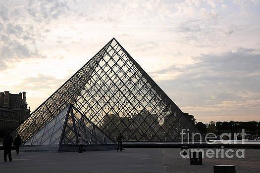 Chuck Kuhn - Louvre Moods II