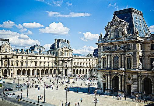 samdobrow  photography - Louvre